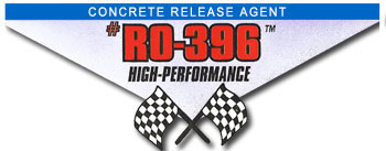 RO-396 Concrete Release Agent by RoMix Chemical & Brush